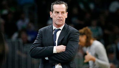 Kenny Atkinson has been fired by the Brooklyn Nets.