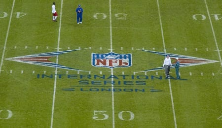 NFL International Series at Wembley.