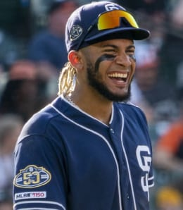 Fernando Tatis Jr. is the future of the San Diego Padres.