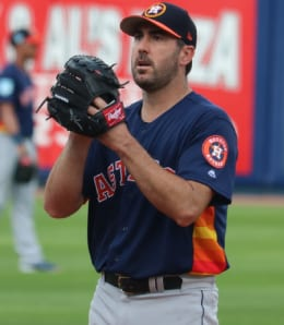 Justin Verlander remains a force for the Houston Astros.