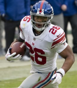 Saquon Barkley has become the focal point of the New York Giants.