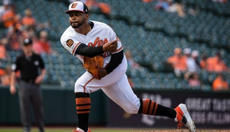 Mychal Givens is likely to earn most of the saves for the Baltimore Orioles.