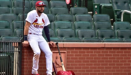Dylan Carlson is about to make his MLB debut for the St. Louis Cardinals.