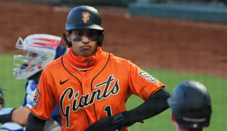 Mauricio Dubon has been performing well for the San Francisco Giants.