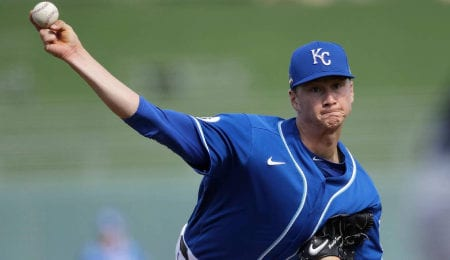 Brady Singer really shone for the Kansas City Royals in his last start.