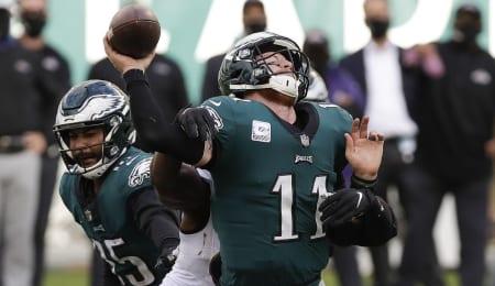 Carson Wentz needs help revitalizing the Philadelphia Eagles.