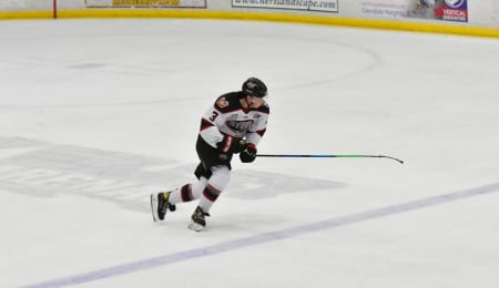 Anaheim Ducks draft pick Ian Moore will play with the Chicago Steel this season.