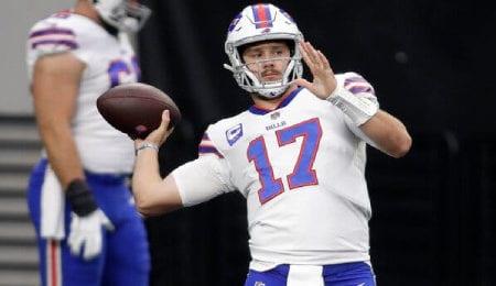 Josh Allen has been brilliant for the Buffalo Bills.