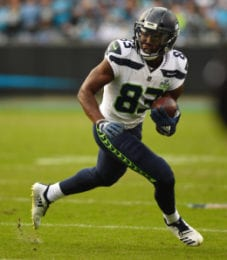 David Moore should benefit from injury for the Seattle Seahawks.