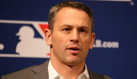 Jed Hoyer is now the main man for the Chicago Cubs.