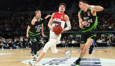 LaMelo Ball could be the most dynamic rookie in the league for the Charlotte Hornets.