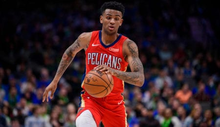 Nickeil Alexander-Walker is still producing off the bench for the New Orleans Pelicans.