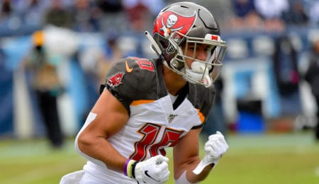 Scotty Miller's speed could be huge for the Tampa Bay Buccaneers in the Super Bowl.