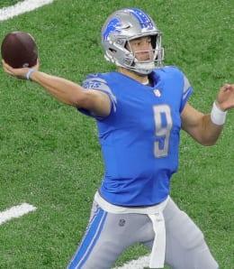 Matthew Stafford has been dealt by the Detroit Lions.