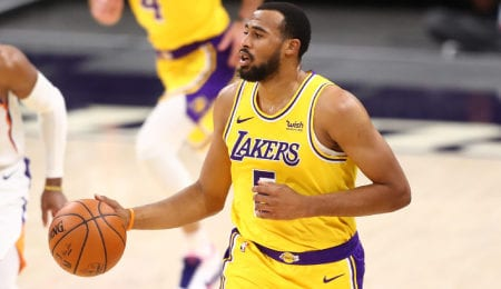 Talen Horton-Tucker has some serious upside for the Los Angeles Lakers.
