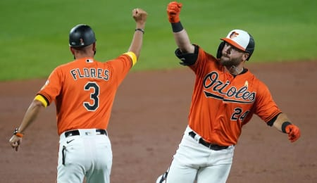 DJ Stewart is being given another shot to establish himself as a big leaguer for the Baltimore Orioles.