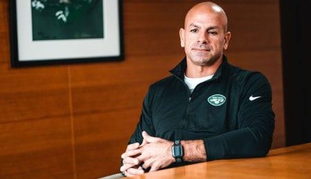 New Head Coach Robert Saleh will try to turn the New York Jets around.