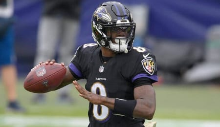 Lamar Jackson has a lot to prove for the Baltimore Ravens.
