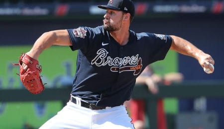 Kyle Muller has looked really strong in the Atlanta Braves rotation.
