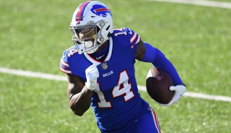 Stefon Diggs should be among the most valuable Fantasy receivers for the Buffalo Bills.
