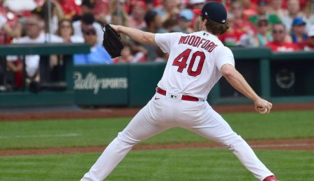 Jake Woodford has looked solid for the St. Louis Cardinals.