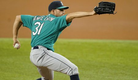 Tyler Anderson has been quite good since coming to the Seattle Mariners.