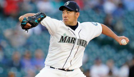 Yusei Kikuchi has struggled recently for the Seattle Mariners.