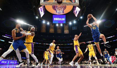 Nemanja Bjelica has found his game again with the Golden State Warriors.